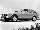 Pictures of Alfa Romeo Alfetta GTV 2000 116 (1976–1980)