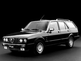 Pictures of Alfa Romeo Alfetta 2.0i Break 116 (1984)