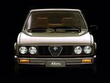 Alfa Romeo Alfetta 2.0i Quadrifoglio Oro 116 (1982–1983) wallpapers