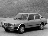 Alfa Romeo Alfetta 2.0i CEM 116 (1983) wallpapers