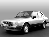Alfa Romeo Alfetta 116 (1983–1984) wallpapers