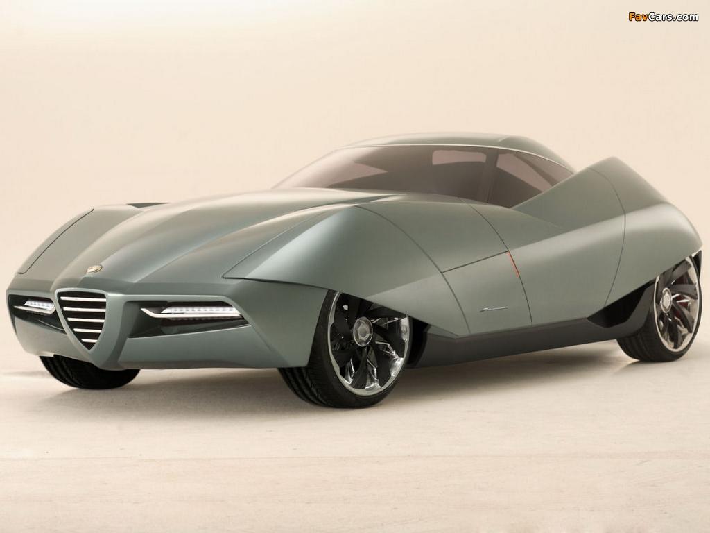 Alfa Romeo B.A.T. 11 (2008) images (1024 x 768)