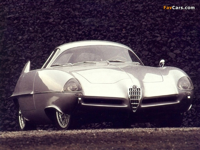 Pictures of Alfa Romeo B.A.T. 9 (1955) (640 x 480)