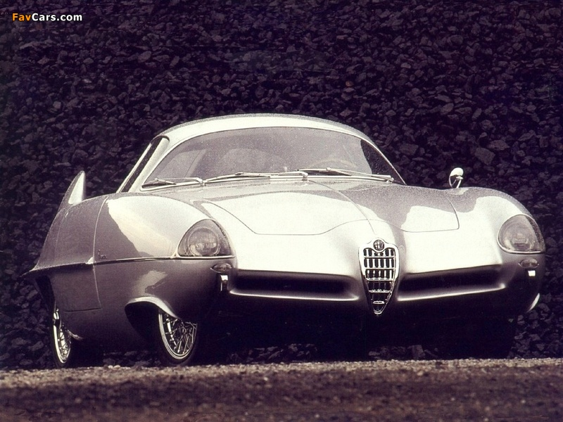 Pictures of Alfa Romeo B.A.T. 9 (1955) (800 x 600)