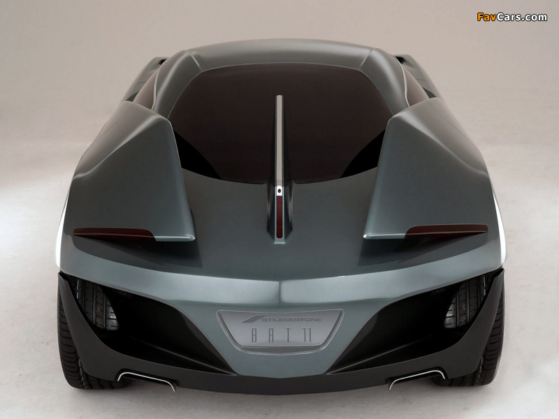 Pictures of Alfa Romeo B.A.T. 11 (2008) (800 x 600)