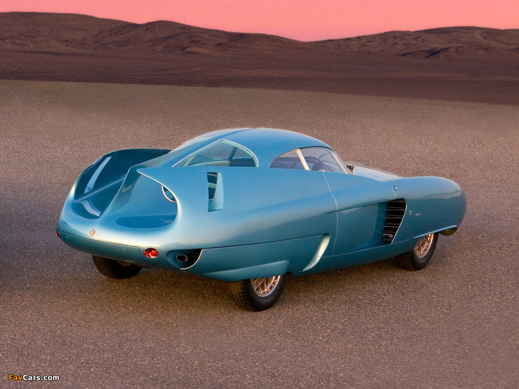 Pictures of Alfa Romeo B.A.T. 7 (1954) (1024 x 768)