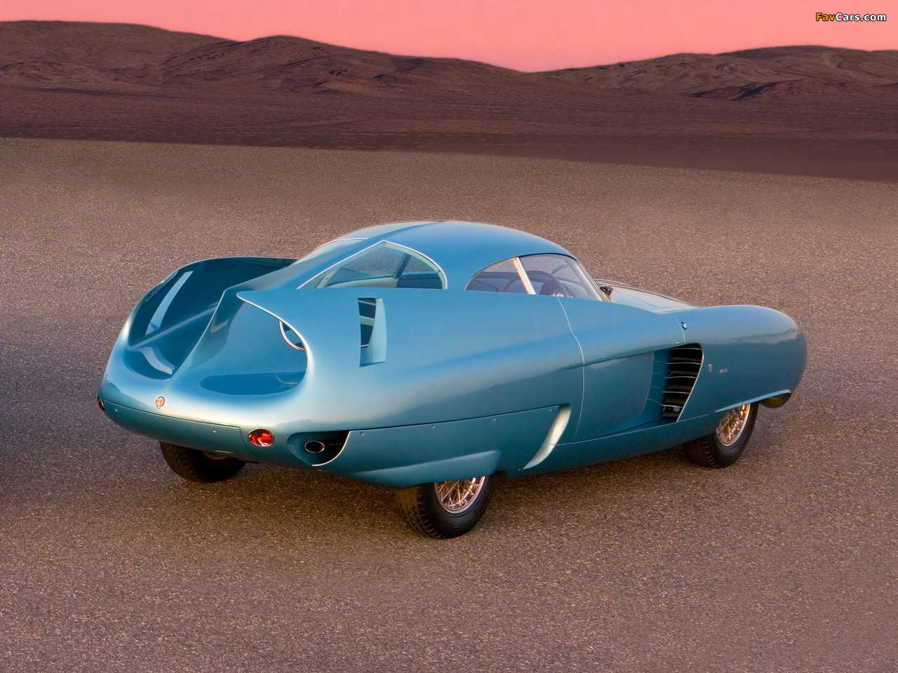 Pictures of Alfa Romeo B.A.T. 7 (1954) (1280 x 960)