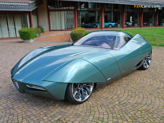 Pictures of Alfa Romeo B.A.T. 11 (2008) (640 x 480)