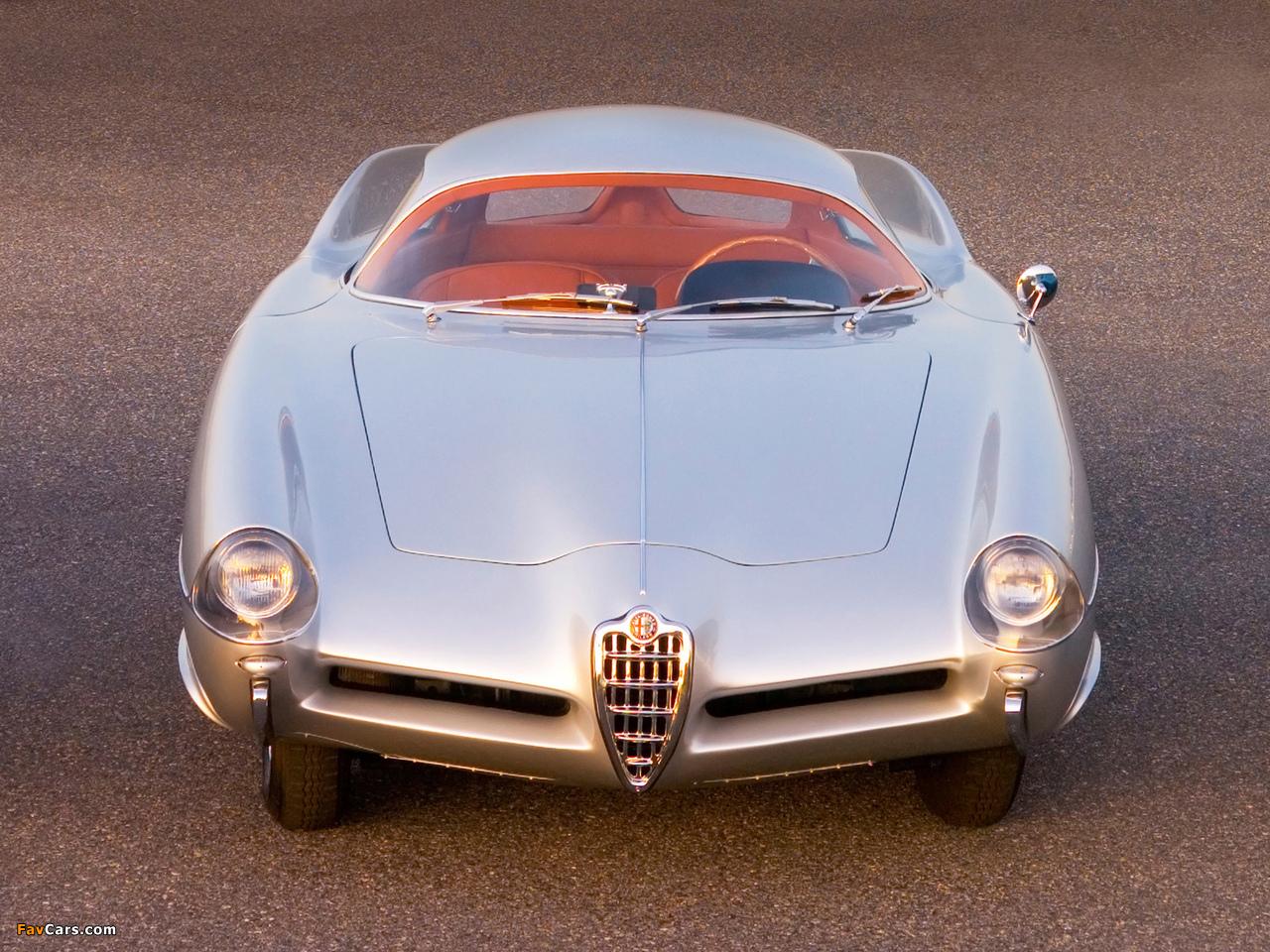 Alfa Romeo B.A.T. 9 (1955) wallpapers (1280 x 960)