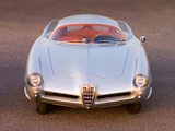 Alfa Romeo B.A.T. 9 (1955) wallpapers