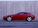 Alfa Romeo Brera Concept (2002) pictures