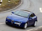 Alfa Romeo Brera UK-spec 939D (2006–2010) images