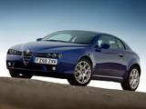 Alfa Romeo Brera UK-spec 939D (2006–2010) photos
