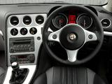 Alfa Romeo Brera UK-spec 939D (2006–2010) pictures