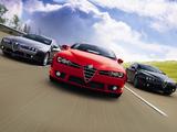 Alfa Romeo Brera S 939D (2008–2010) pictures