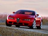 Alfa Romeo Brera Concept (2002) photos