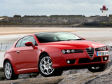 Alfa Romeo Brera UK-spec 939D (2006–2010) photos