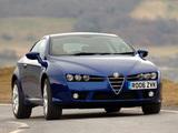 Alfa Romeo Brera UK-spec 939D (2006–2010) wallpapers
