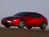 Images of Alfa Romeo Brera 939D (2005–2010)