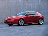 Pictures of Alfa Romeo Brera Prototype 939D (2005)