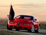 Alfa Romeo Brera Concept (2002) wallpapers