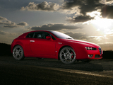 Alfa Romeo Brera S 939D (2008–2010) wallpapers