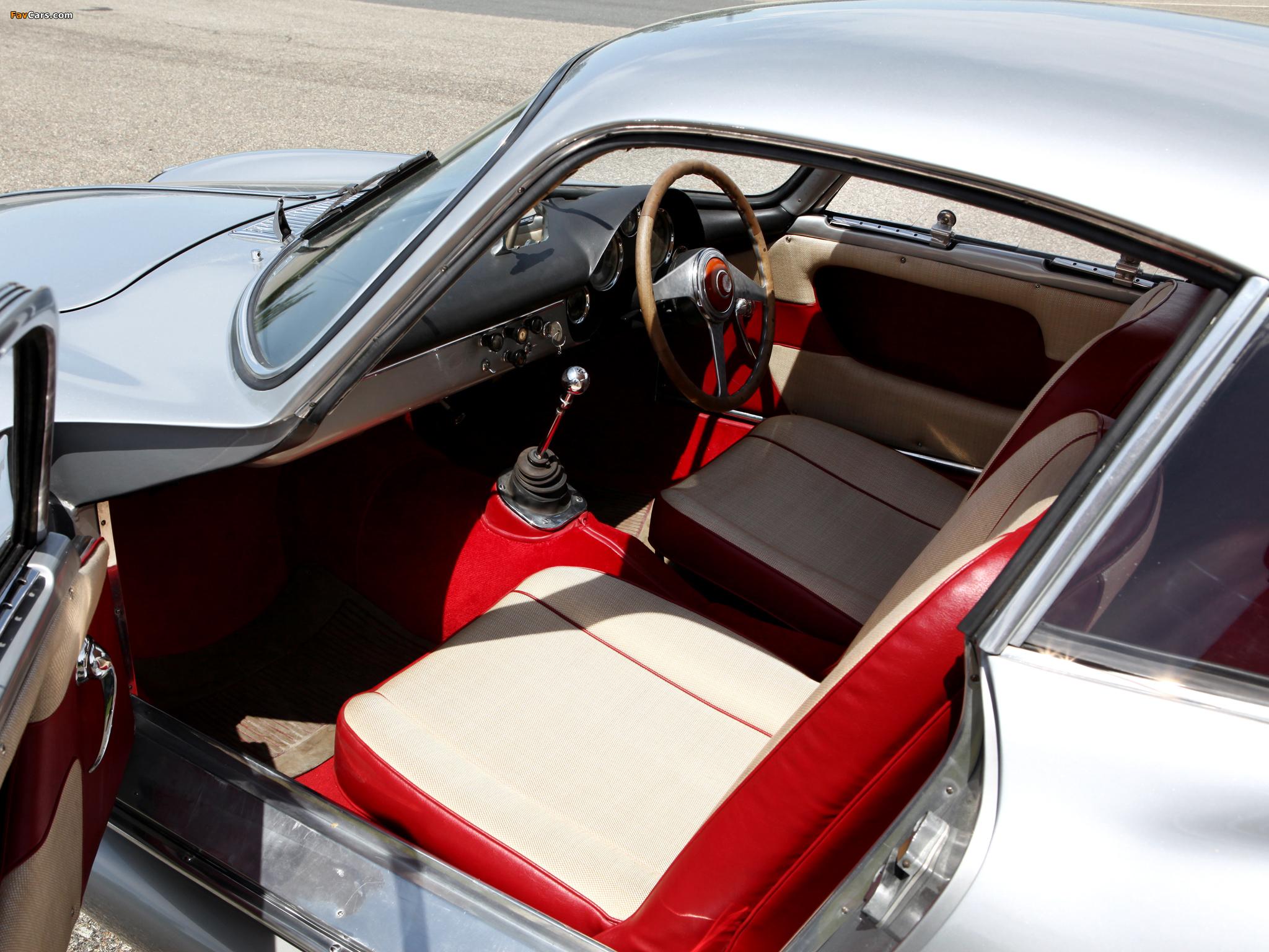Alfa Romeo 2000 Sportiva Coupe 1366 (1954) images (2048 x 1536)