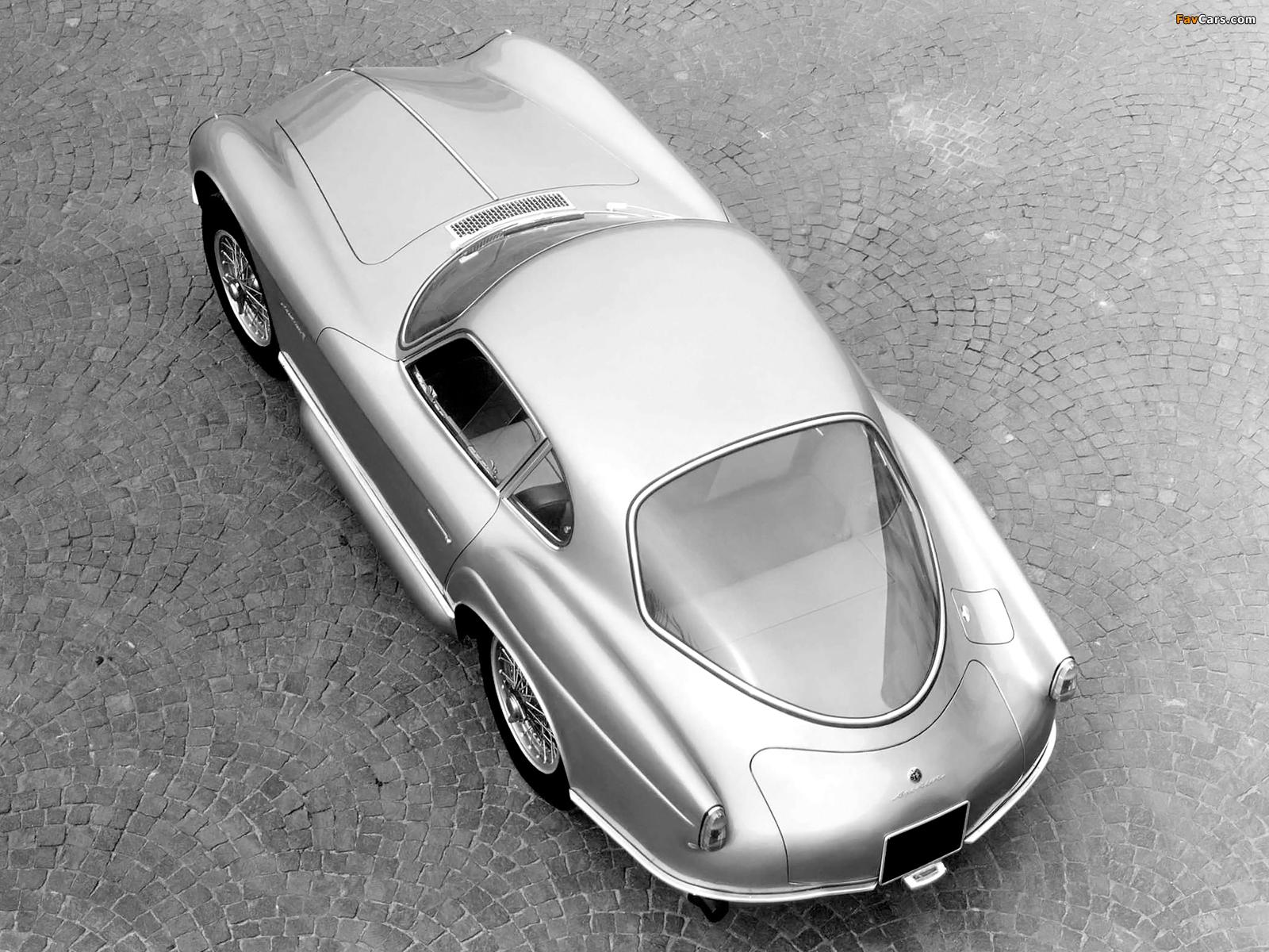 Alfa Romeo 2000 Sportiva Coupe 1366 (1954) pictures (1600 x 1200)