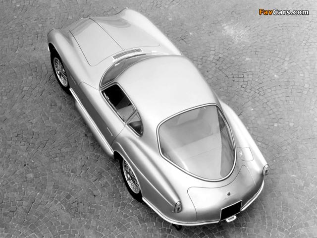 Alfa Romeo 2000 Sportiva Coupe 1366 (1954) pictures (640 x 480)