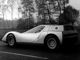 Alfa Romeo Scarabeo by OSI (1966) wallpapers