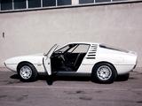 Alfa Romeo Montreal Expo Prototipo 105 (1967) images