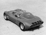Alfa Romeo Tipo 33 Stradale Prototipo (1967) photos