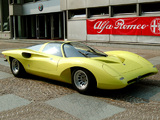 Alfa Romeo Tipo 33/2 Coupe Speciale (1969) images