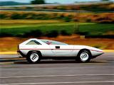 Alfa Romeo Alfasud Caimano Concept 901 (1971) photos