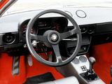 Alfa Romeo Alfasud Sprint 6C Prototype 1 902 (1982) photos