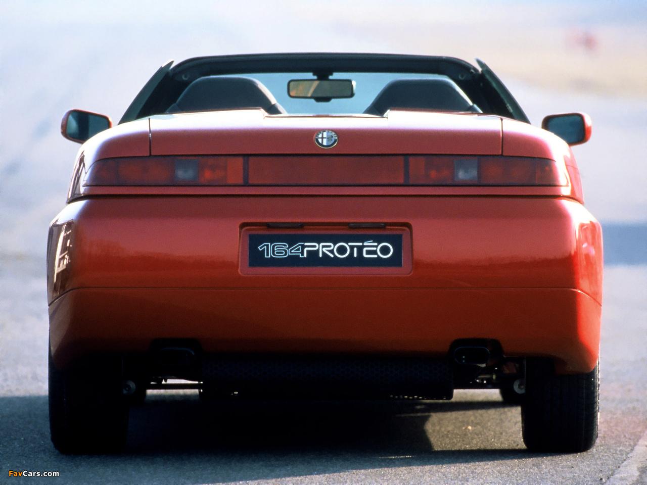 Alfa Romeo 164 Proteo Concept (1991) images (1280 x 960)