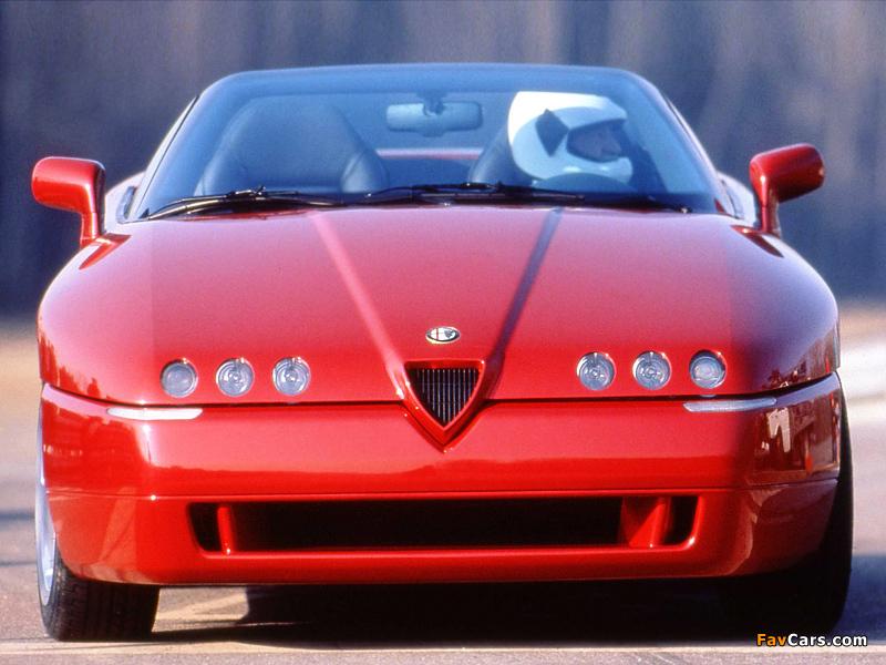 Alfa Romeo 164 Proteo Concept (1991) pictures (800 x 600)