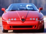 Alfa Romeo 164 Proteo Concept (1991) pictures