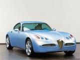 Alfa Romeo Nuvola Concept (1996) images