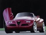 Sbarro Alfa Romeo Issima (1996) pictures