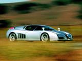 Alfa Romeo Scighera (1997) images