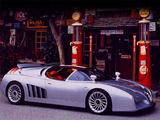 Alfa Romeo Scighera (1997) wallpapers