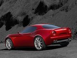 Alfa Romeo 8C Competizione Concept (2003) wallpapers