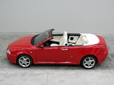 Alfa Romeo GT Cabrio Prototype 937 (2003) wallpapers