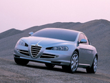 Alfa Romeo Visconti Concept (2004) wallpapers