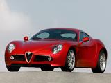 Alfa Romeo 8C Competizione Prototype (2006) photos