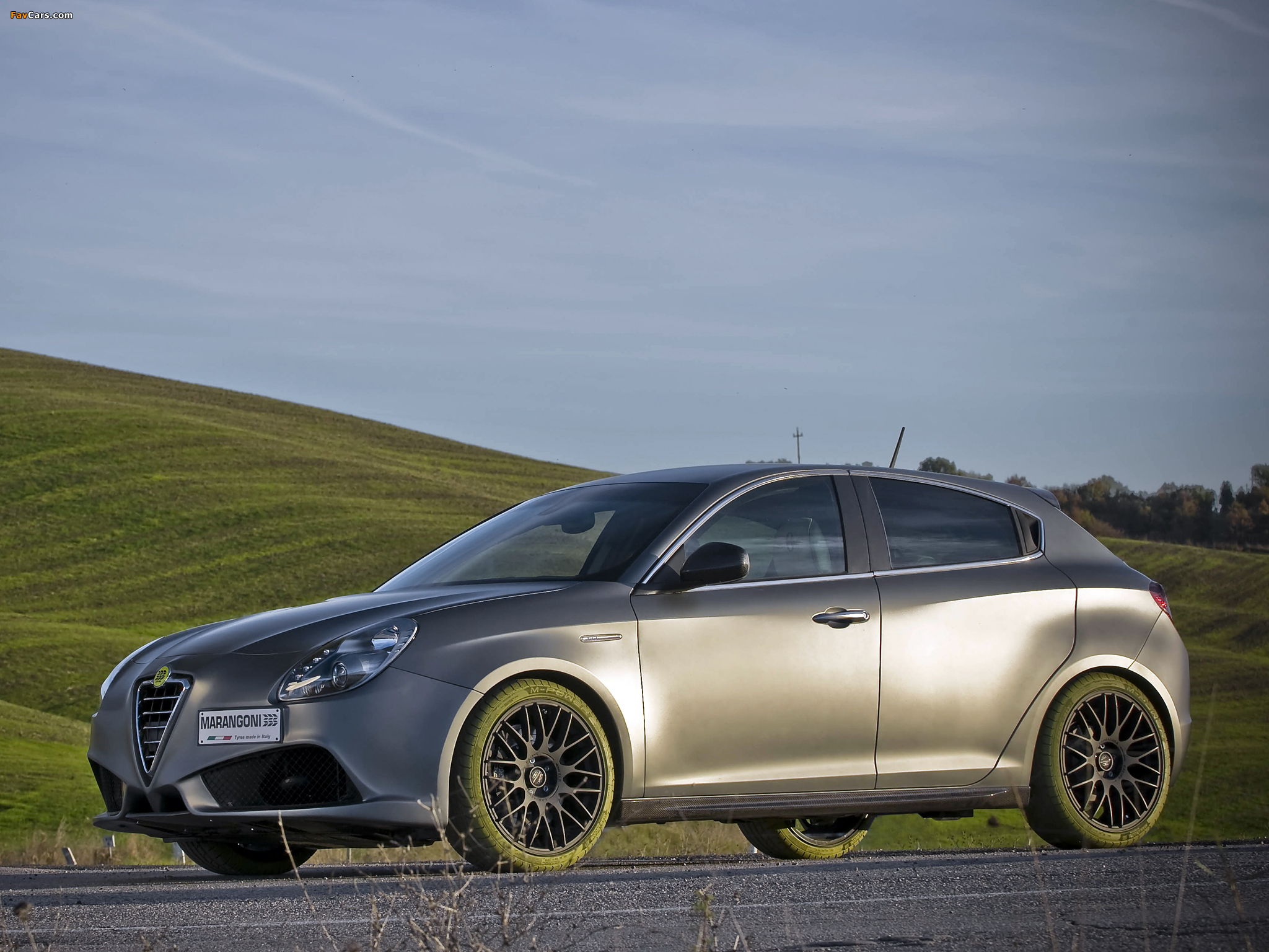alfa romeo giulietta g430 - photo #6