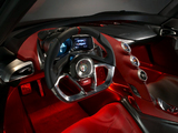 Alfa Romeo 4C Concept 970 (2011) photos