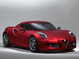 Alfa Romeo 4C Concept 970 (2011) photos