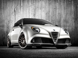 Images of Alfa Romeo MiTo GTA Concept 955 (2009)